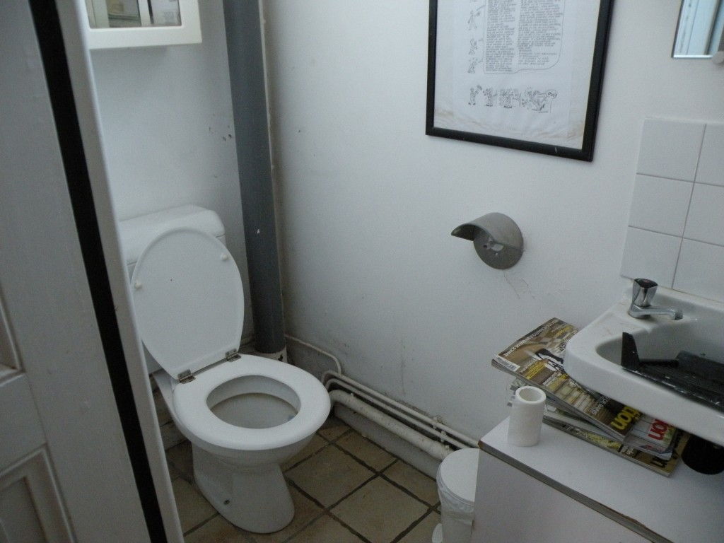 WC-bas