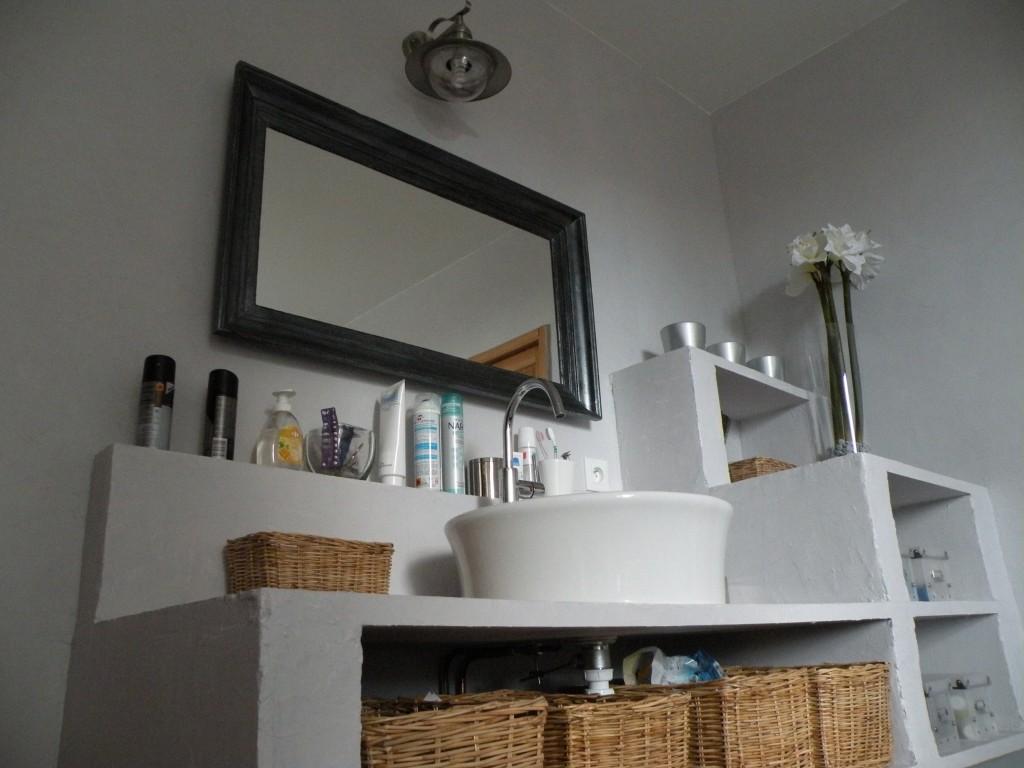 Dans le r tro les accessoires de la salle de bain for Plan de douche et toilette