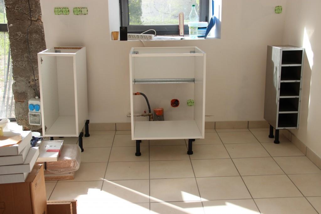 une cuisine am ricano su doise. Black Bedroom Furniture Sets. Home Design Ideas