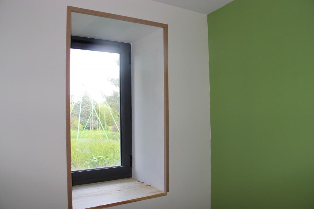 Du vert et du bois for Fenetre qui fait peur