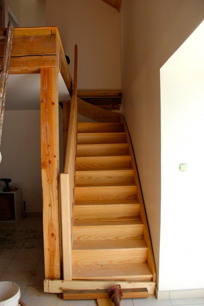 a marche pour l escalier. Black Bedroom Furniture Sets. Home Design Ideas