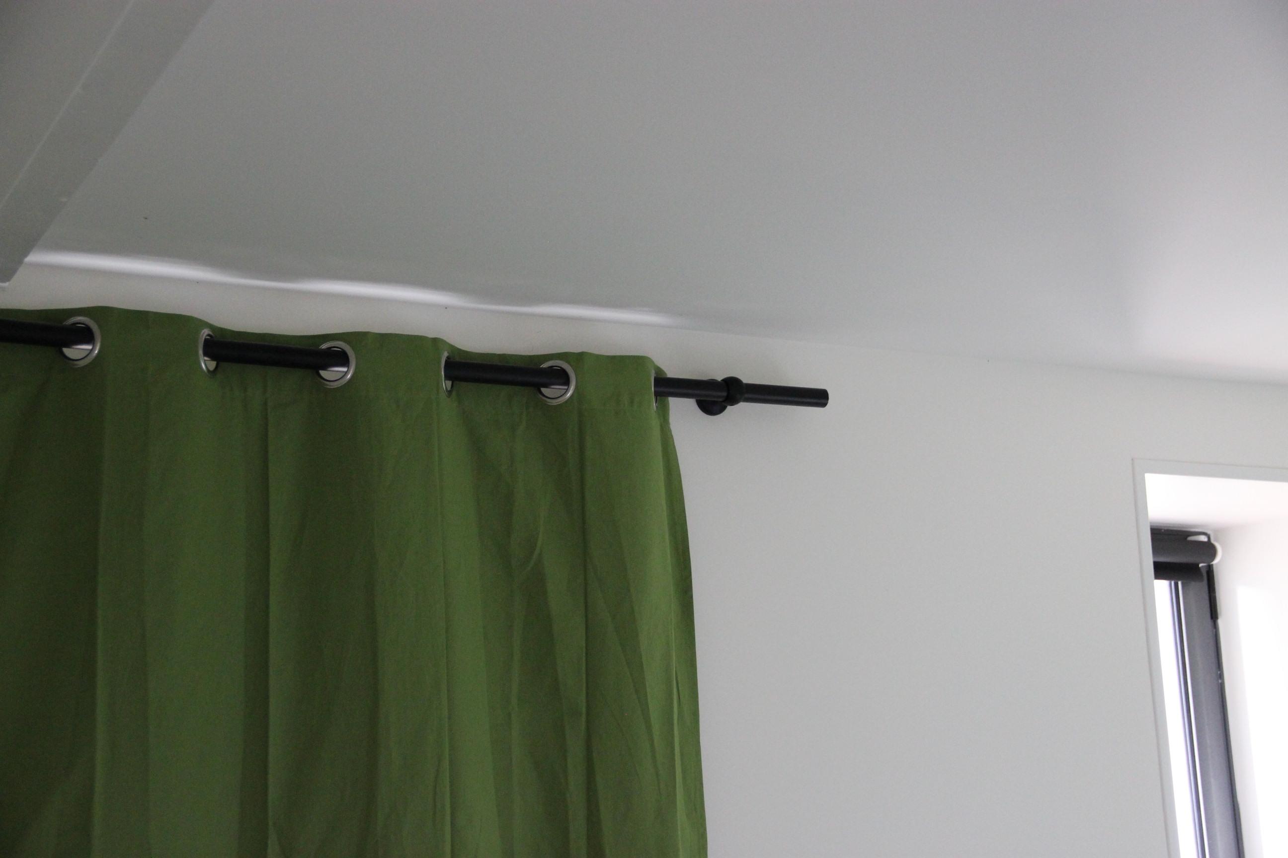 rideaux pour petite fenetre chambre koudeco pcpaquet rideau voilage raffrollo en voile uni. Black Bedroom Furniture Sets. Home Design Ideas
